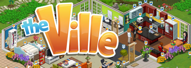 The Ville spielen