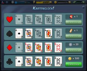 Criminal Case Kartensammlung spielen