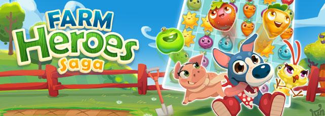 Farm Heroes Saga spielen