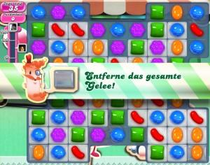 Candy Crush Saga spielen - Aufgaben