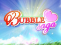 Bubble Saga spielen  Romantischer Bubble-Shooter mit kleinen Extras
