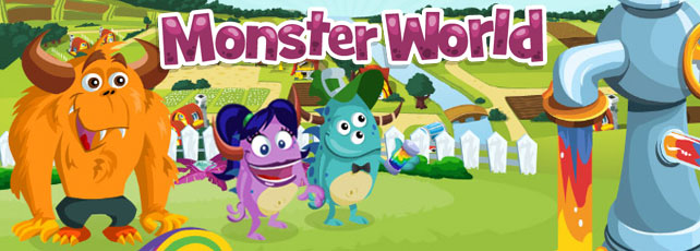 Monster World spielen