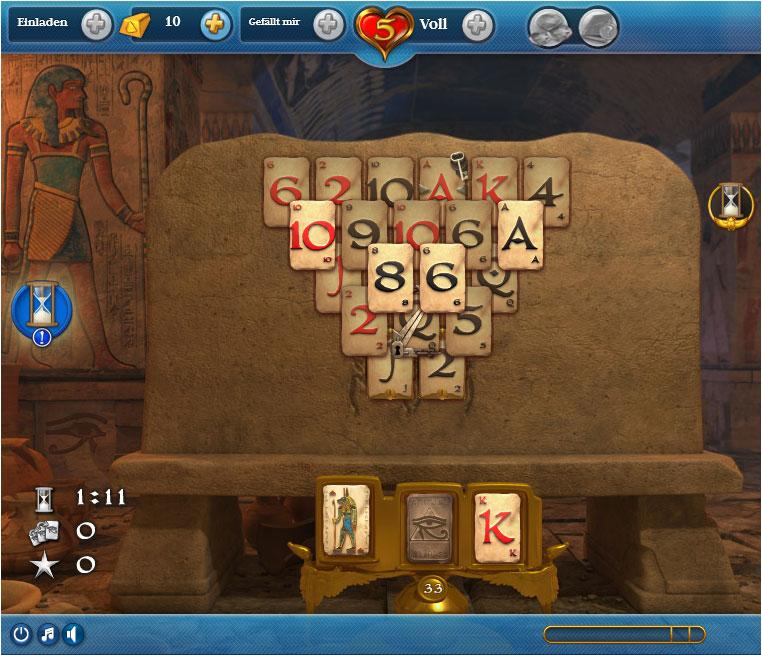 pyramid solitaire kostenlos spielen