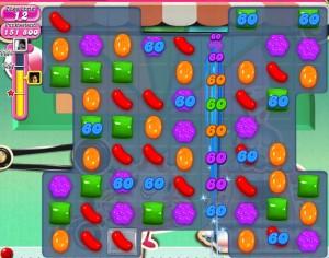 Candy Crush Saga spielen - Spezialbonbons