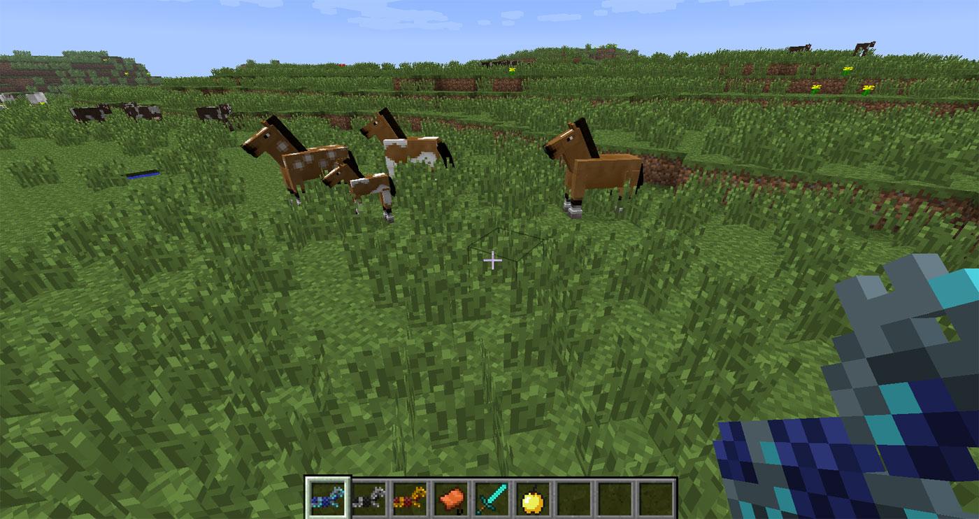 Minecraft Pferde Im Test Der Erste Ritt Auf Dem PixelGaul - Minecraft pferde spielen
