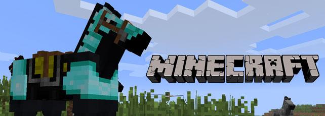 Minecraft Pferde