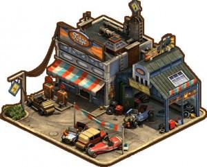 Forge of Empires spielen - Autos