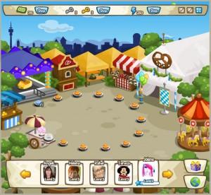 Puzzle Adventures spielen - Karte