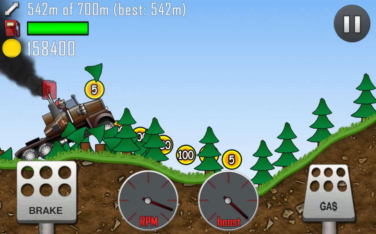 игра на андроид hill climb racing новая версия на андроид