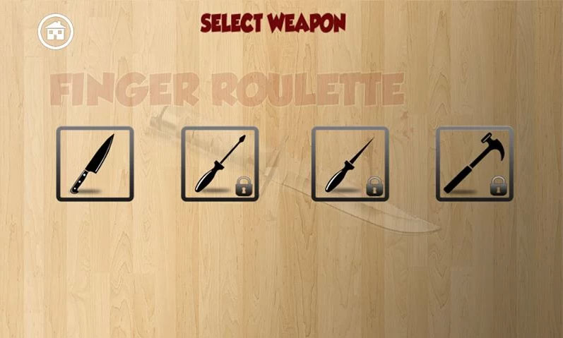 Android Apps Finger Roulette