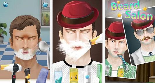 Android Apps Beard Salon