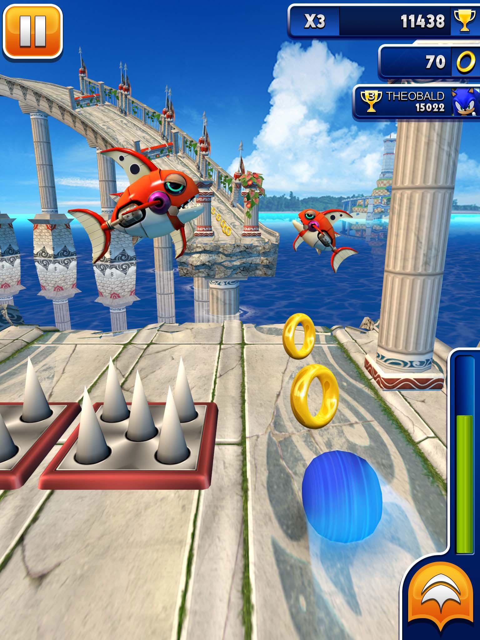 Sonic Dash Online Kostenlos Spielen