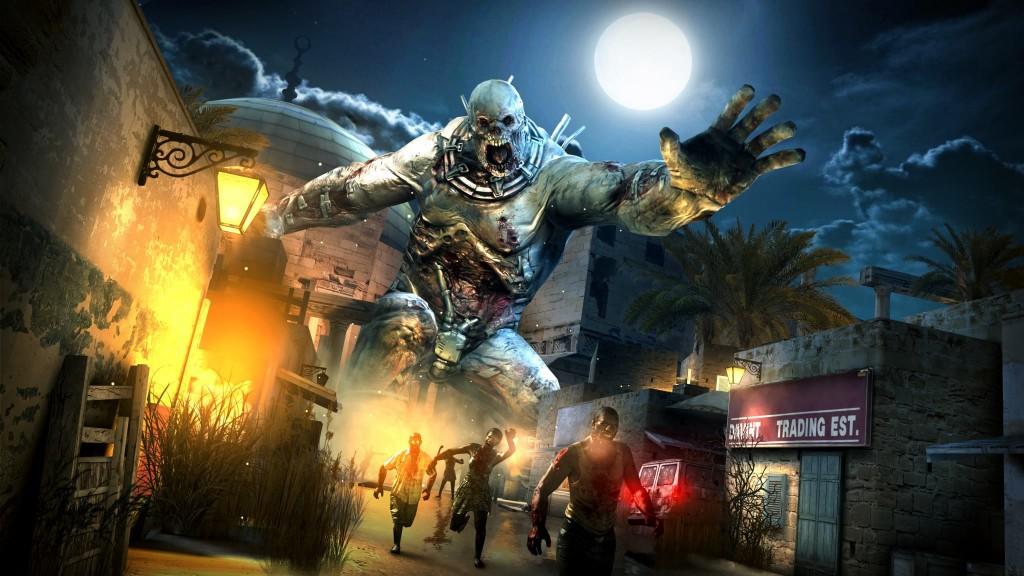Zombie Abballern