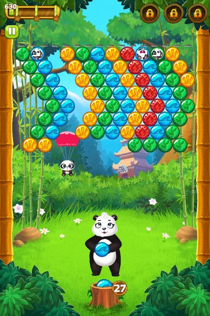 Panda Pop spielen