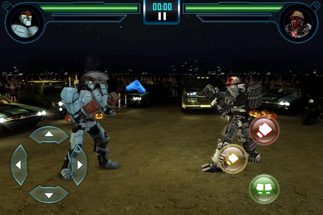 real steel kostenlos online spielen
