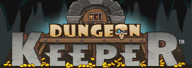 Dungeon Keeper spielen Titel