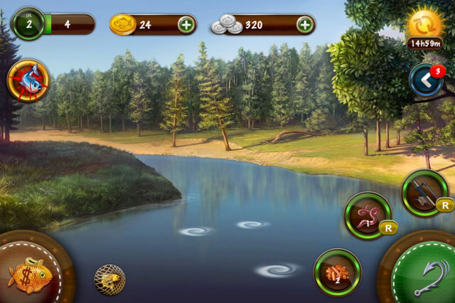 gone fishing spiel