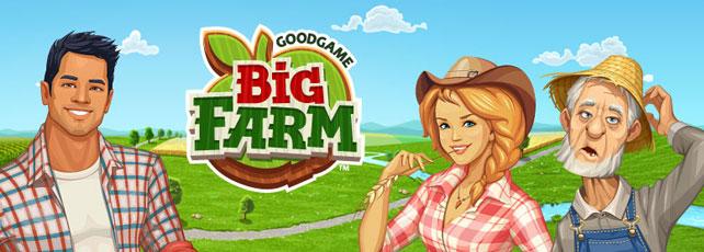 Goodgame Big Farm Neuerungen 2014 Titel