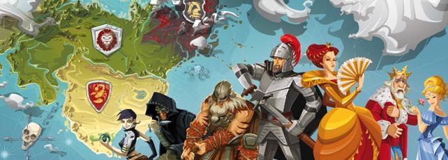 Goodgame Empire Abenteuerkarten Titel