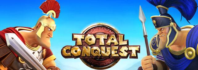 Total Conquest spielen Titel