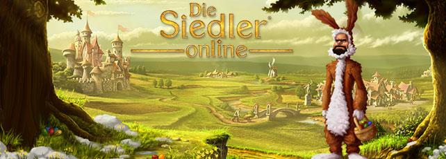 Die Siedler Online Ostern Titel