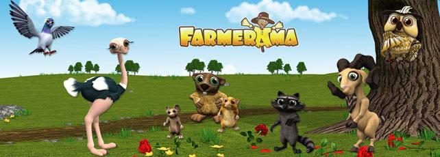 Farmerama Farmwheel Titel