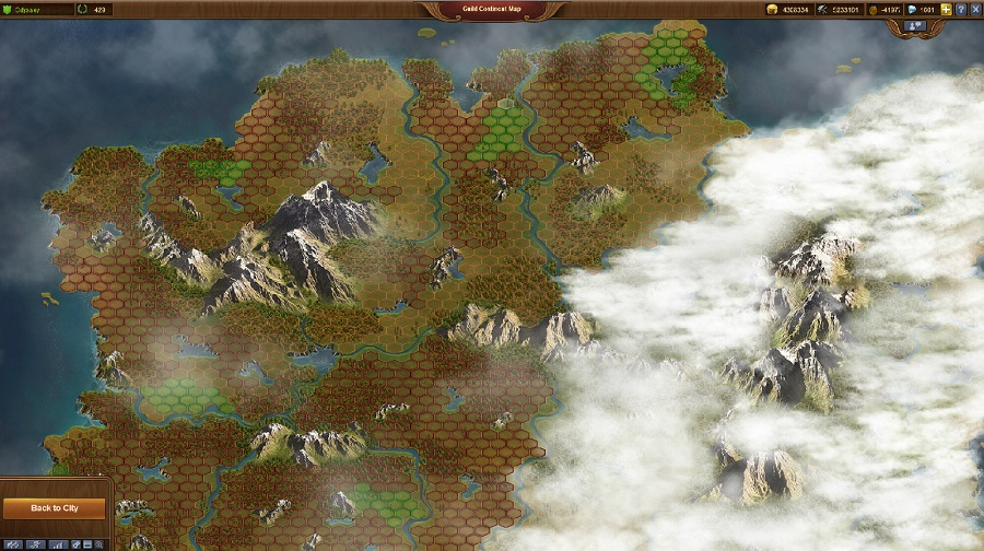 Forge of Empires Gildenkriege screenshot1