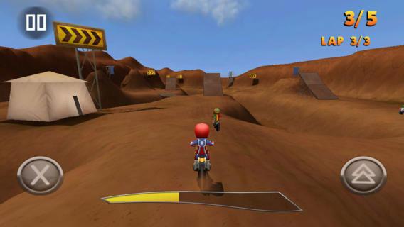 FMX Riders spielen