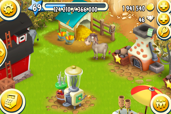 Hay Day Smoothiemixer