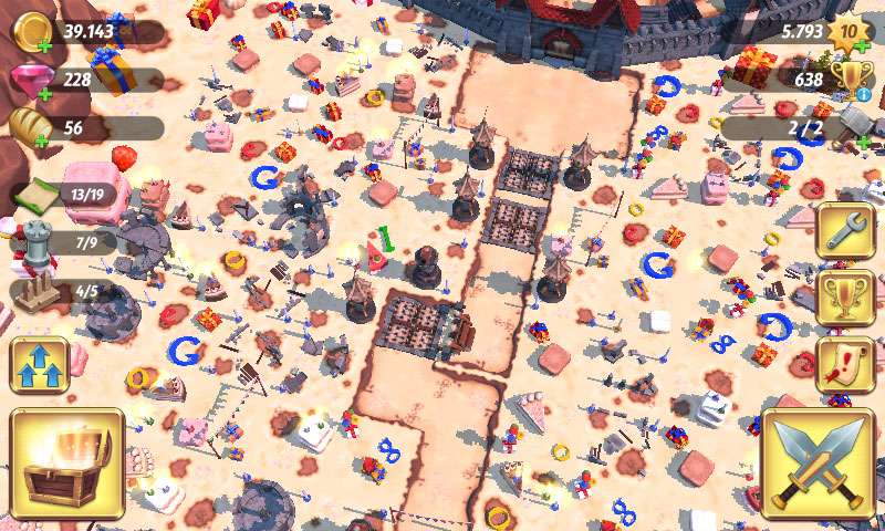 Royal Revolt 2 für Android Google