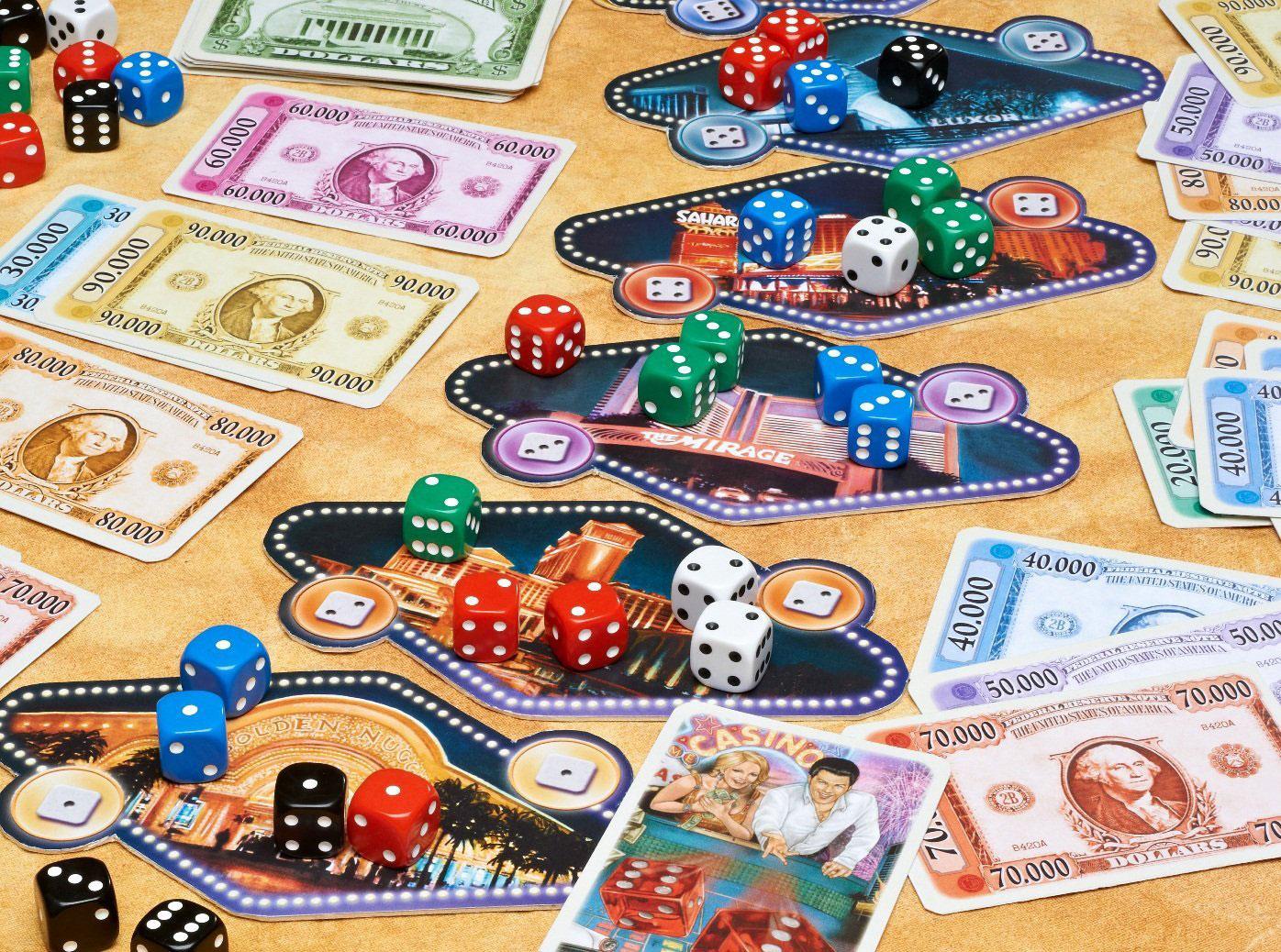 Spiel Las Vegas