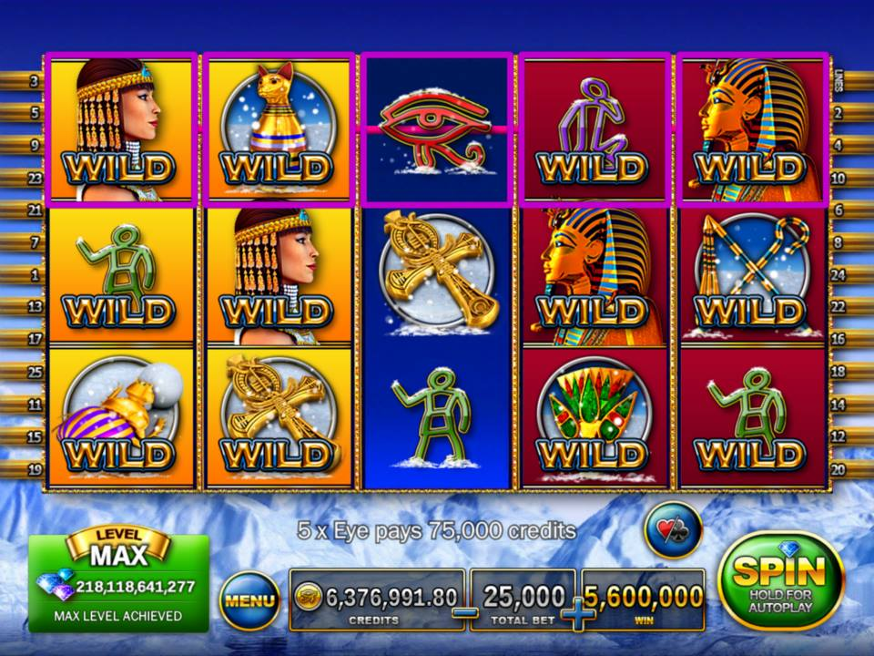 Pharaoh's Luck Slot Machine - Play for Free Online Today