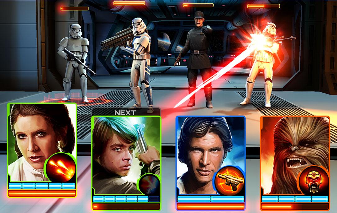 star wars assault team screenshot
