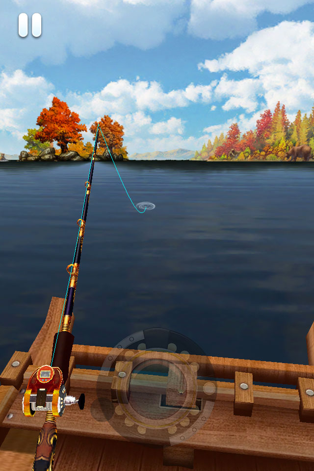 Ace Fishing Wild Catching screen