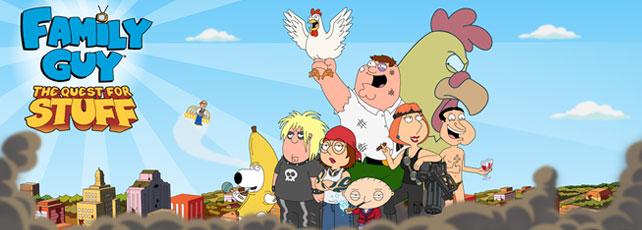 Family Guy Tipps und Tricks Titel