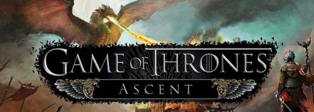 Game of Thrones Ascent spielen Titel