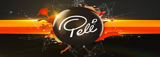 Pelé King of Football titel