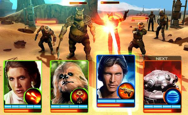 Star Wars Assault Team Tipps und Tricks für intergalagtische Helden