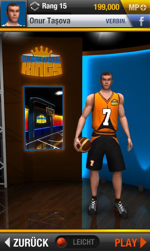 basketball kings screenshot
