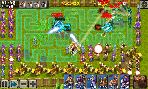 empire defense 2 screenshot