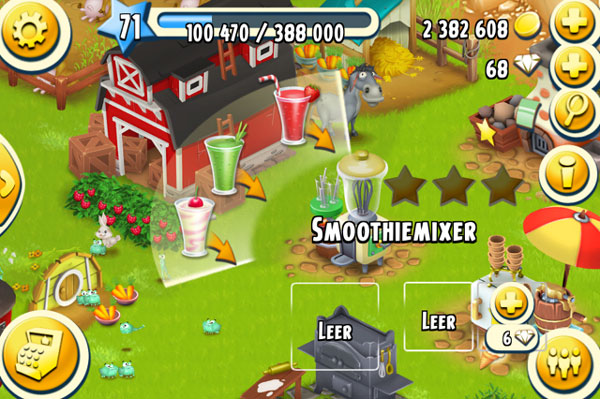 Hay Day Diamanten 1
