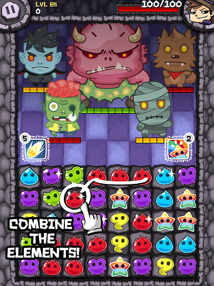 Monster Defense Magic Tower