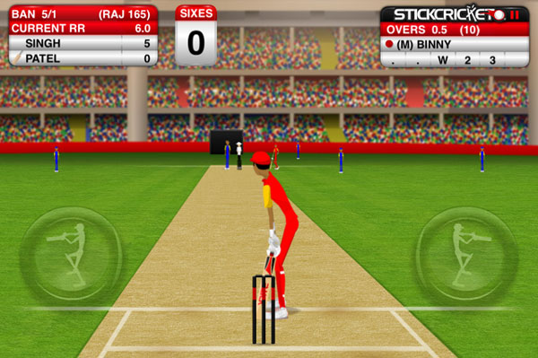 Stick Cricket Premier League spielen