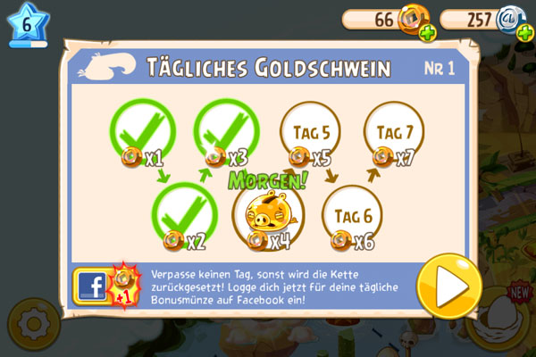 Angry Birds Epic Tipps