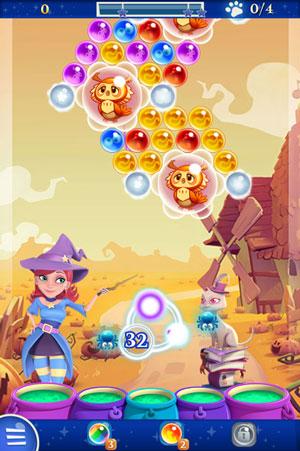 Bubble Witch Saga 2 Aufgaben