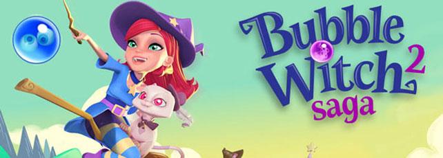 Bubble Witch Saga 2 Tipps und Tricks Titel