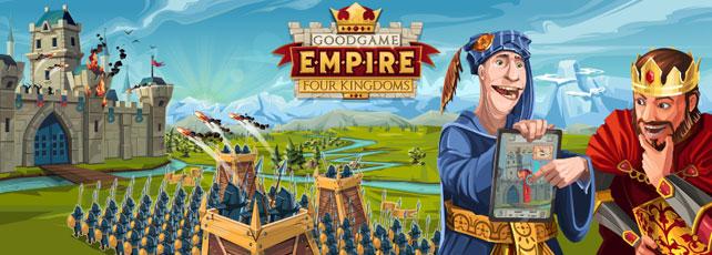 Empire Four Kingsdoms JägerTitel
