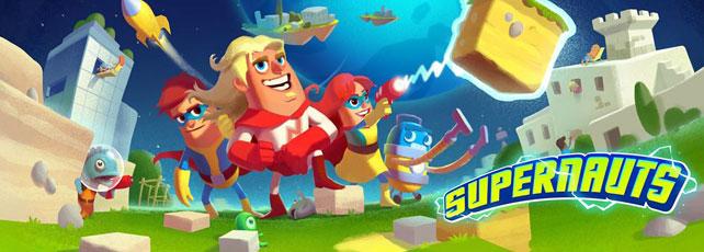 Supernauts spielen Titel