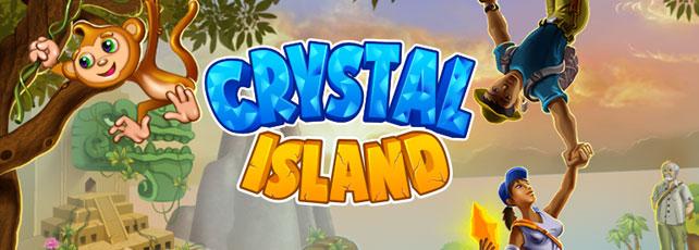 Crystal Island spielen
