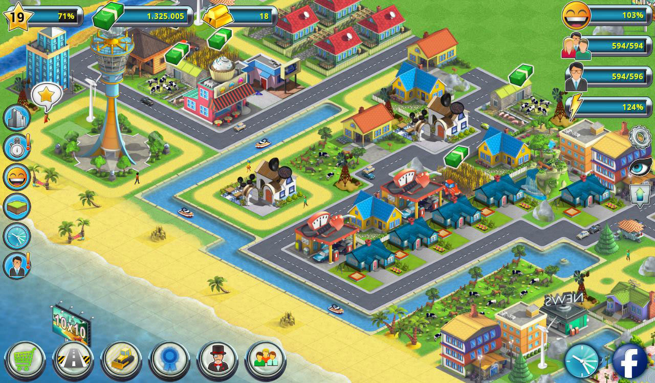 Free Carfactory Building Games